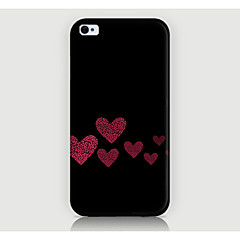 Love Pattern Case Back Cover for Phone4/4S Case