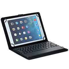 "DGZ draagbare bluetooth draadloos toetsenbord tablet case voor 10.1 ""ios android windows systemen"