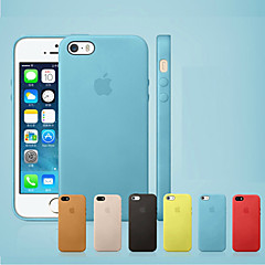 Original Genuine Leather Back Cover Case for iPhone 5/5S(Assorted Colors)