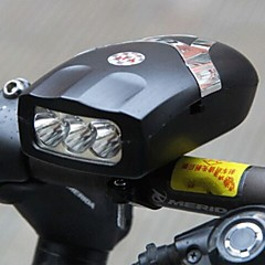 Luces para bicicleta , Linternas LED / Luces para bicicleta - 1 Modo 400 Lumens fuente de alimentación móvil AAA Batería