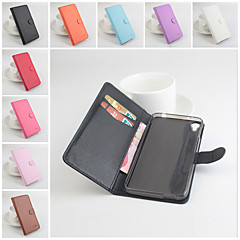 Flip Leather Magnetic Protective Case For Alcatel One Touch idol 3(5.5)(Assorted Colors)