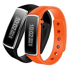 ponible pulsera pulsera inteligente bluetooth4.0 / rastreador de sueño / podómetro para Android / iOS