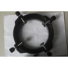 Interfit softbox connecter anneau (4) softbox ft206 rencontrent cercle (rayon du cercle d'aluminium)