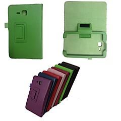 capac nou piele magnetic caz subțire suport de protecție pentru Samsung Galaxy Tab 3 7.0 T110 T111