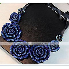 MISSING U Alloy / Resin / Fabric Necklace Choker Necklaces / Collar Necklaces Daily / Casual 1pc