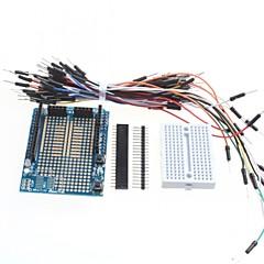 arduino protoshield robotti prototyyppi laajennuskortti