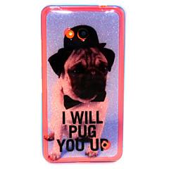 Για Θήκη Nokia Με σχέδια tok Πίσω Κάλυμμα tok Σκύλος Μαλακή TPU Nokia Nokia Lumia 640