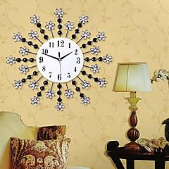 modische kreative moderne luxuriöse Wohnzimmer Wanduhr