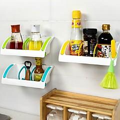Sponge Sundry Kitchen Sink Shelf (Random Color)