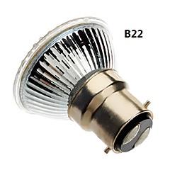B22/E27 5W 81-LED 400-450LM Warm/Natural White Light LED Spot Bulb (85-265V)