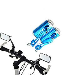 サイクリング/マウンテンバイク/ロードバイク/ピストバイク/レクリエーションサイクリング - 便利/調整可 - 自転車ミラー ( ブラック/レッド/ブルー , アルミニウム合金 )