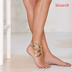 Shixin® Alloy Anklet Party/Daily/Casual 1pc