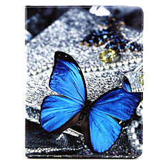 Beautiful  Butterflies Pattern Full Body Cover for iPad 2/3/4