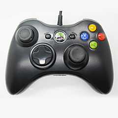 usb game pad controller wired per Microsoft Xbox 360& PC Windows sottile