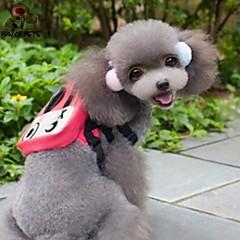 divertimento di Pets® carino hip-hop di figura del coniglio zaino da viaggio per gli animali domestici i cani (formati assortiti)