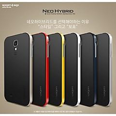 삼성 갤럭시 S4 (모듬 색상)에 대한 1 하이브리드 TPU + PC 하드 케이스의 고품질 2