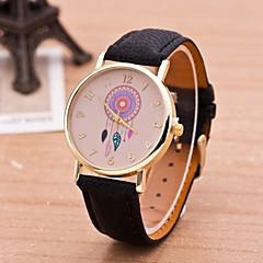 Dreamcather Women Quartz Watches Reloj Mujer Relogio Feminino Leather Strap Wristwatch Cool Watches Unique Watches Fashion Watch
