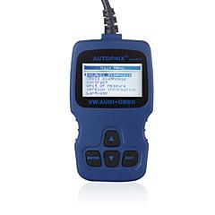 autophix ® Diagnosewerkzeug VAG-pro + obd2 obdii professionelle Scanner vag007 - VW-AUDI Skoda Sitz