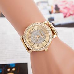 Herr Watch Quartz Modeklocka Legering Band Armbandsur