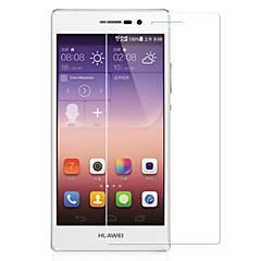 hærdet glas skærmbeskytter film til Huawei Ascend p7
