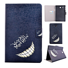 Painted Bracket Tablet PC Case for Galaxy Tab E 9.6/ A 9.7/ 4 10.1/ A 8.0/ 4 8.0/ S 8.4/ S 10.5/ 3 10.1
