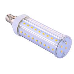 YWXLIGHT® 1pcs E14/E26/E27/B22 25W 58 SMD 2835 2450LM Warm/Cool White LED AC 100-240V