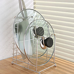 Kitchen Stainless Steel Pot Rack