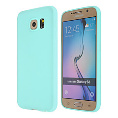 Magic Spider®Candy-Colored Matte Ultra Thin TPU Soft Case for Samsung Galaxy S6 edge+/S6 edge/S6(Assorted Color)