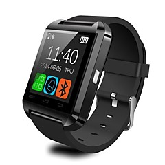 U8 puce bluetooth poignet mode montre smartwatch u regarder pour iPhone Android