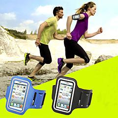 άσκησης γυμναστικής αδιάβροχο κάλυμμα με μελωδία προπόνηση ζώνη τρέξιμο σπορ περιβραχιόνιο για το iPhone 6 συν / 6δ συν (διάφορα χρώματα)