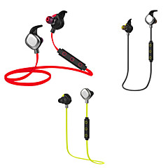 morul U5 plus trådløs Bluetooth stereo hovedtelefoner vandtæt IPX7 hifi NFC app