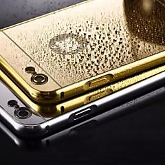 pinnoitus peili takaisin metallirunko puhelin iPhone 5 / 5s (eri värejä)