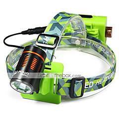 LED - Cykellyktor ( Justerbar fokus / Vattentät / Laddningsbar / Stöttålig / Strike Bezel / Nödsituation / Förfalskade Detector ) - till