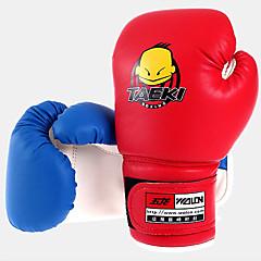 PU Kids Muay Thai Gloves Children Boxing Sanda Gloves Mitten Sandbag Training Kids Sports Sets