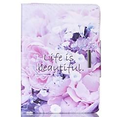 design special noutate caz folio din piele PU desen colorat sau model de toc pentru aer iPad AIR2 iPad