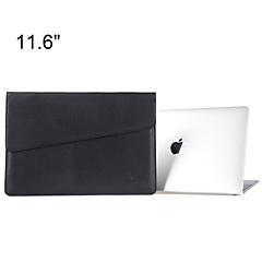 """맥북 에어 11.6에 대한 사례 가방을 들고 봉투 디자인 슬림 PU 가죽 노트북 슬리브 """""""