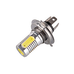 YOBO H4-6D 4*COB 9W 480-500LM 6000-6500K Cool White Decorative Decoration Light Fog Lamps DC (12V-24V)