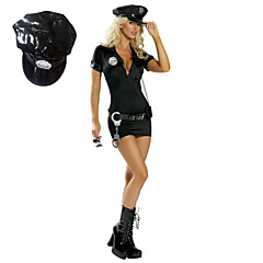 Classic Police Costume Women's Halloween Costumes