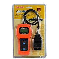 U281 MemoScan bus CAN automobile obdii auto obd2 diagnostiquer Code outil de scanner lecteur