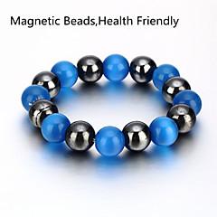 Vilam® Megnetic Pretty Beads Bracelet For Men For Women Healthy To Human