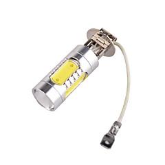 YOBO H3-6D 5*COB 12W 520-550LM 6000-6500K Cool White Decorative Decoration Light Fog Lamps DC (12V-24V)
