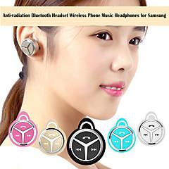 anti-straling bluetooth headset draadloze telefoon muziek hoofdtelefoon voor Samsung s5 s6 iphone 6s