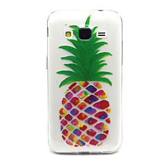 Voor Samsung Galaxy hoesje Patroon hoesje Achterkantje hoesje Fruit TPU Samsung Core