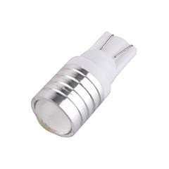 YOBO T10-4D-1*COB 3W 100-120LM 6500K Car License Plate Light / Clearance lamp White Light(DC12V)