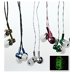 Evening Lighting Fashion 3.5 mm Headphone IPhone 6s/6 Plus/ 4/5S and Other Mobile Phones(Assorted Colors)