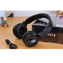 KEEKA KE-600 Stylish Stereo Headphone for iPhone and Other Phones(Assorted Colors)
