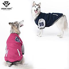 Perros Abrigos / Camiseta Rojo / Azul Primavera/Otoño Deporte Cosplay