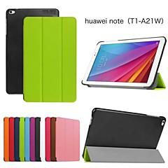 Zaštitni tableta slučajevima koža slučajevima nosač futrola za Huawei media jastučić t1 10,0 (T1-a21w) 9,6 inča