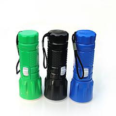 Φακοί LED LED 100 Lumens 1 Τρόπος LED Άλλο Ρυθμιζόμενη Εστίαση Μικρό Μέγεθος Έκτακτη ΑνάγκηΚατασκήνωση/Πεζοπορία/Εξερεύνηση Σπηλαίων