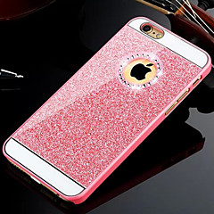 Για iPhone 8 iPhone 8 Plus Θήκη iPhone 5 Θήκες Καλύμματα Στρας Πίσω Κάλυμμα tok Λάμψη γκλίτερ Σκληρή PC για iPhone 8 Plus iPhone 8 iPhone